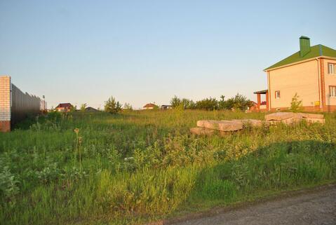 Элитный массив, 15 соток ИЖС, 5 км до города, собственник, ровный - Фото 2