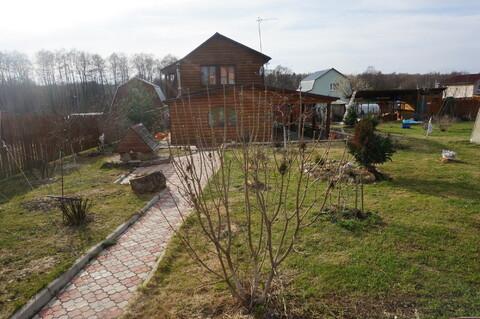 ИЖС с.Вороново. Продается добротный, двухэтажный, деревянный дом - Фото 4