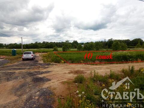 Ломоносовский район, д.Заостровье, 10 сот. ДНП - Фото 2