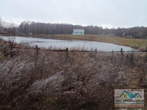 Продается участок. , Иглино, ул Ушакова - Фото 4