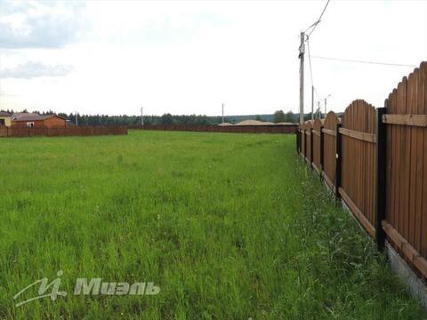 Продажа участка, Кореньки, Истринский район - Фото 4