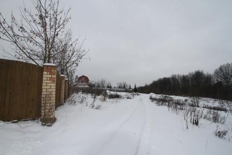 Продается участок 15с. д. Кромино, 45 км от МКАД - Фото 1