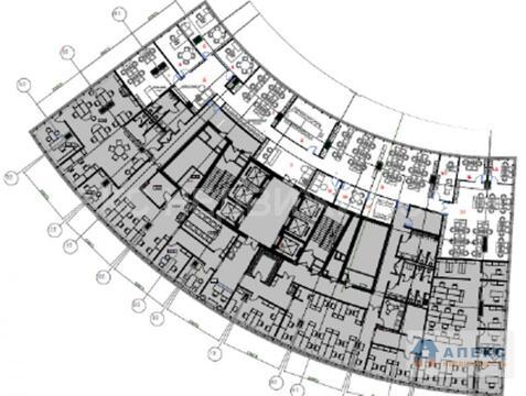 Продажа офиса пл. 1388 м2 м. Нахимовский проспект в бизнес-центре . - Фото 2
