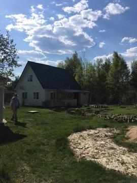Продажа земельного участка и дачного дома - Фото 1