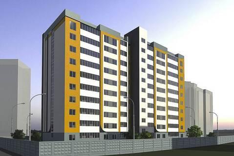 1-к Квартира 35,67 м2, ул. Глазкова, 22 - Фото 5