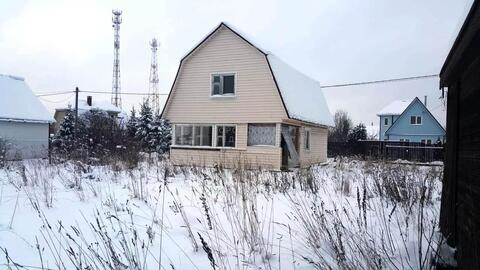 Дом 83 кв.м, Участок 8 сот. , Киевское ш, 49 км. от МКАД. - Фото 2