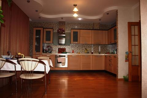 Просторная 4-к.квартира на пр.М.Горького, качественный ремонт, мебель. - Фото 1