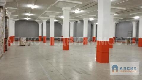 Аренда помещения пл. 2000 м2 под склад, аптечный склад, м. Царицыно в . - Фото 1