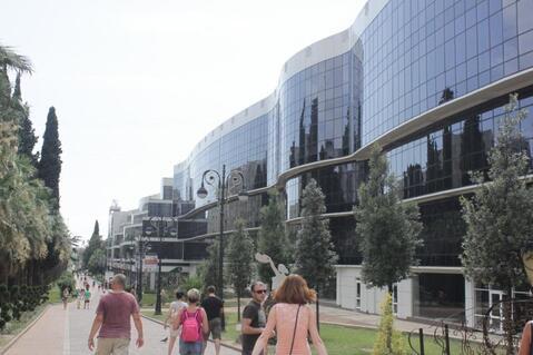 Коммерческое здание в центре Сочи - Фото 1