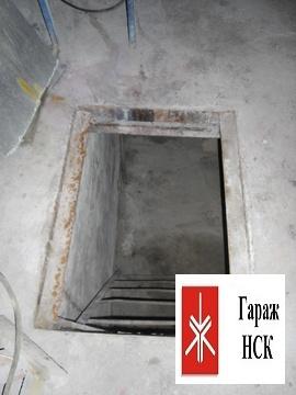 Продам гараж. Тех. этаж. ГСК Сибирь №1548. Академгородка, мкр. Щ. - Фото 3
