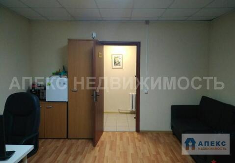 Аренда офиса 20 м2 м. Преображенская площадь в административном здании . - Фото 2