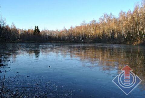Земельный участок на лесной опушке в СНТ Родничок у д. Порядино - Фото 1
