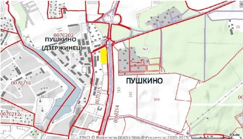Продажа участка, Пушкино, Пушкинский район, Пушкино