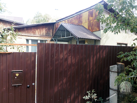 Продается часть дома с земельным участком, ул. Проходная - Фото 2