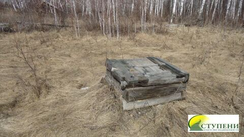 Продам участок, под индивидуальное жилищное строительство, Кетовский . - Фото 4