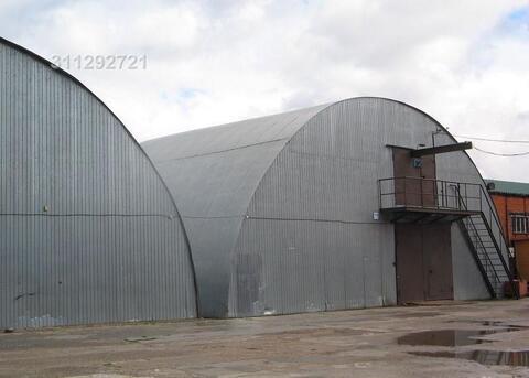 Под склад, площ.: 240-320, холод, выс. потолка: 3,5 м, охрана, огорож - Фото 1