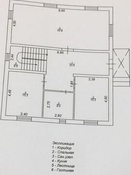 Дом 217 м.кв ПМЖ Переславль, Скулино, 10 соток, газ - Фото 4