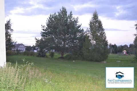 Участок в деревне Митяево ИЖС, ровный,15 квт, возможно увеличить на 12 с - Фото 1