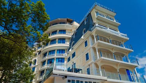 Продажа квартиры, Ялта, Пос. Ливадия, Купить квартиру в Ялте по недорогой цене, ID объекта - 321285664 - Фото 1