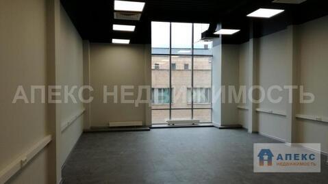 Продажа офиса пл. 137 м2 м. Калужская в бизнес-центре класса В в . - Фото 4