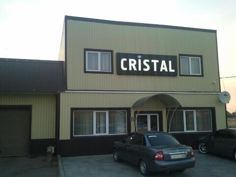 Продается отдельно стоящее здание автосервиса с магазином - Фото 1