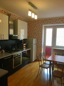 Продаю стильную 1к квартиру в доме бизнес-класса в г Домодедово - Фото 1