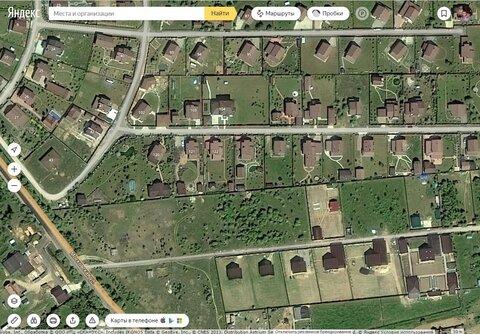 Папино. Земельный участок 15(+15) соток в жилой деревне Орехово. - Фото 5