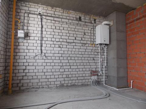 Однокомнатная квартира в новом доме с индивидуальным отоплением! - Фото 4