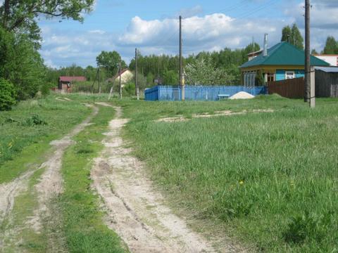 Широкий, ровный участок для постройки дома - Фото 5