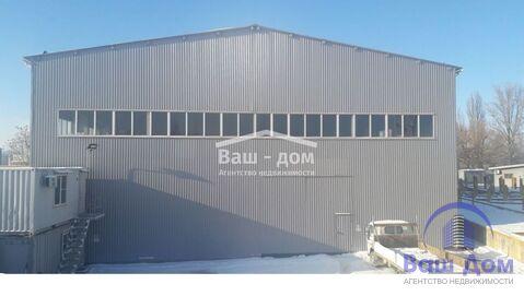 Продаю производственную базу со складскими помещениями. - Фото 1