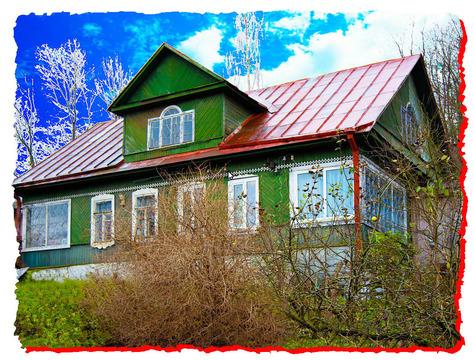 Продам дом, участок, Можайский (Дудергоф), Санкт-Петербург - Фото 1