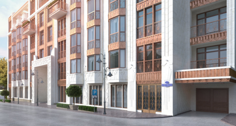 Продается элитная квартира в клубном доме класса Delux+ - Фото 1