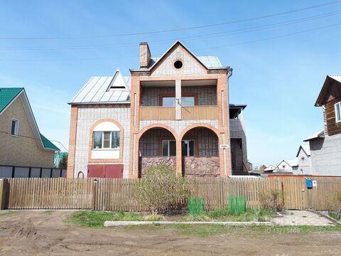 Продажа дома, Абакан, Ул. Солнечная - Фото 1