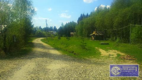 Участок недорого 6 соток в СНТ Турист Волоколамского района - Фото 1
