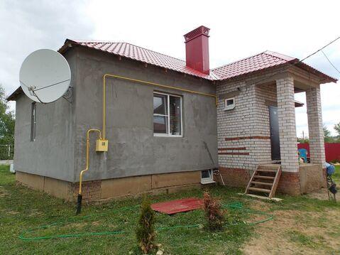 Новый кирпичный дом на участке 7 соток в Иваново - Фото 1