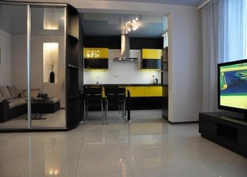 2-комнатная квартира на ул.Звездинке с евроремонтом, Аренда квартир в Нижнем Новгороде, ID объекта - 300886155 - Фото 1