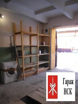 Продам капитальный гараж ГСК Гидроимпульс № 107. В/З Академгородка - Фото 2