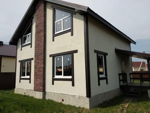 Новый дом 150 кв.м. на участке 6 соток - Фото 1