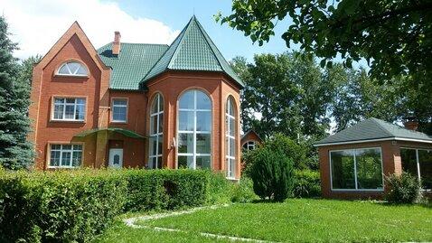 Шикарный 3-эт. дом с ремонтом 384 м2 на 18 сот в 11 км по М-2 в Быково - Фото 2