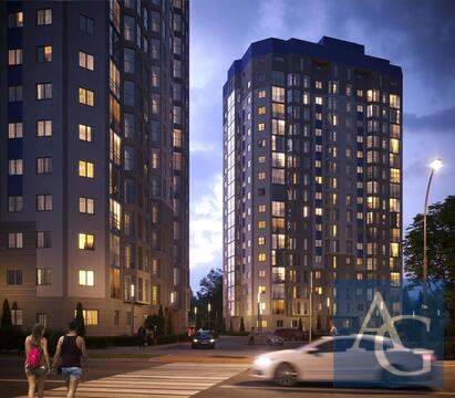 1 комнатная квартира 33 м2 в ЖК «Гагаринские высотки» - Фото 1