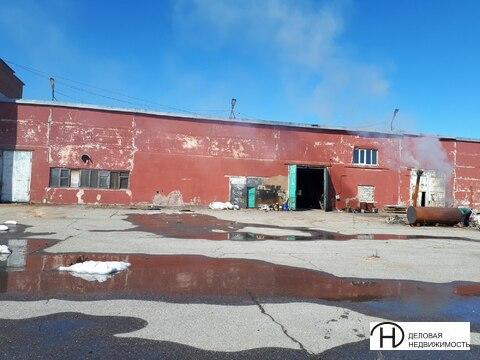Продается производственно-складская база в Ижевске - Фото 2