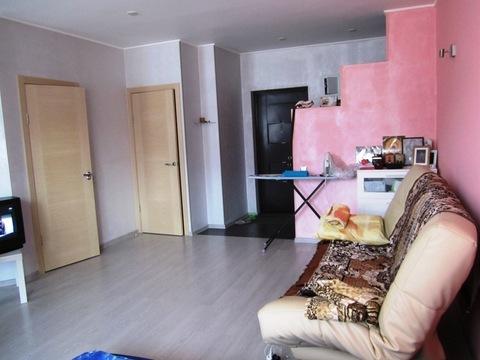 Предлагается 1-комнатная квартира студия в Дмитрове, ул.Космонавтов,56 - Фото 3