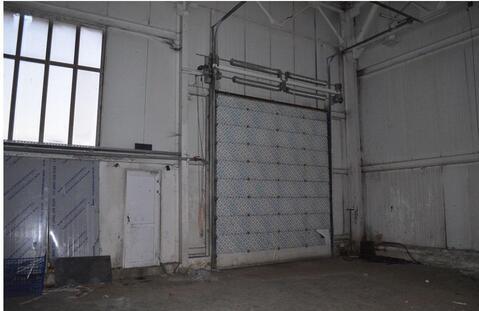 Продаётся производственно-складское осз - Фото 4