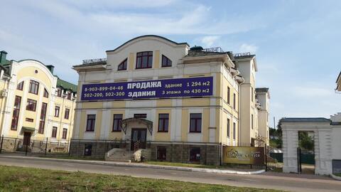 Продажа нового здания 1700м2 в центре Костромы - Фото 2