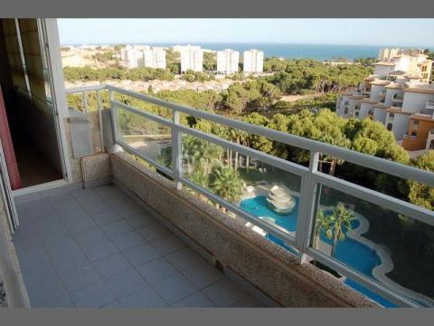 Новая квартира с видами на море в oriuela costa - Фото 1