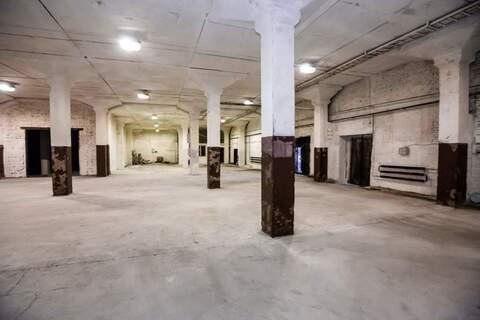 Аренда склада 1 этаж, пандус - Фото 3