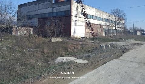 Земельный участок 2,9 га в промзоне Новороссийска