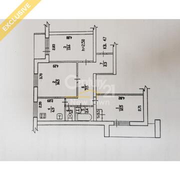 Продажа квартиры Путевая 7, Купить квартиру в Хабаровске по недорогой цене, ID объекта - 322866329 - Фото 1