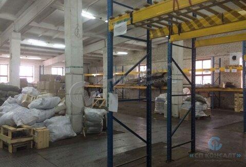 Продажа склада 800 кв.м, Строительный проезд - Фото 3
