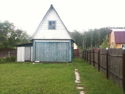 Дача в СНТ Ремонтник деревня Дроздово Жуковского района. - Фото 2